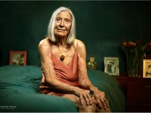 Licia Fertz (Buongiorno Nonna) - photographer Hektor Werios